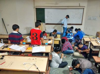 Solar Workshop Drive: DTU, Delhi
