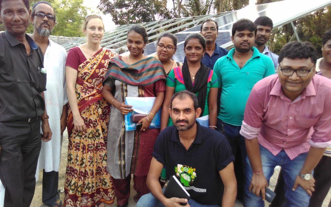 Skill Development Program @ ICOD, West Bengal