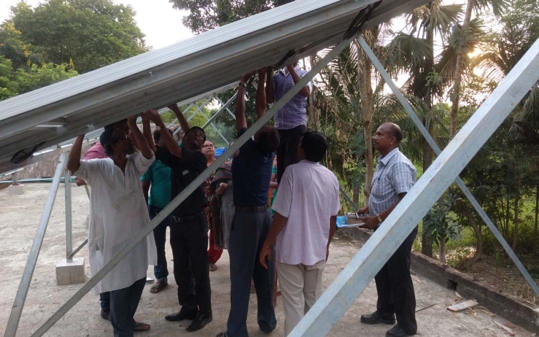 Solar Skill Development