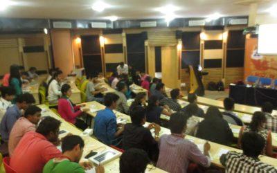 Solar Workshop Drive: AIT, Bangalore