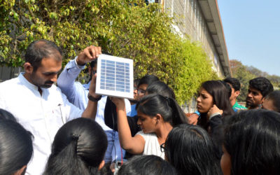 Solar Workshop Drive: IOT enabled Low Power Systems Powered by Solar