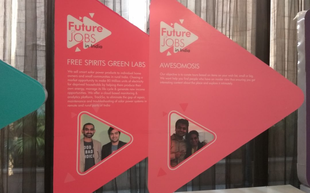 Free Spirits Green Labs being selected as one of the top finalists for #AxisMoves – #FutureofJobs