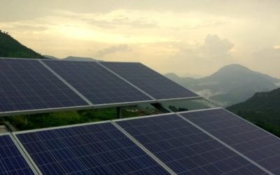 Solar Power Plants Installed in 20 Sevashram (Schools) of Odisha's Koraput district