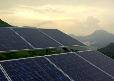Solar Power Plants Sevashram Odisha's Koraput district