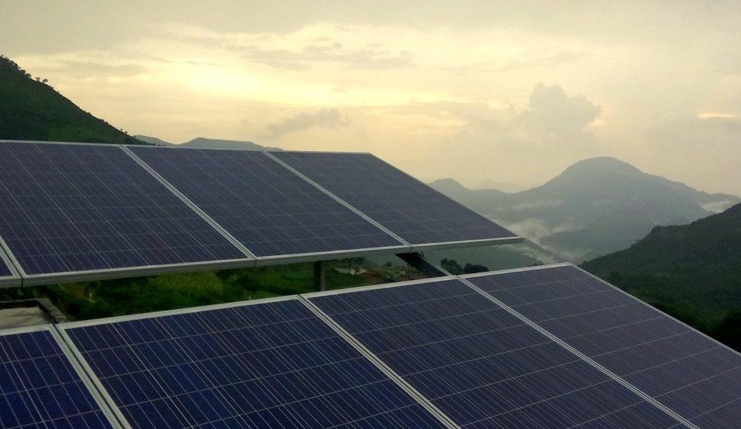 3 kWp OFF Grid Solar PV installations at in 20 Seva Ashrams in Koraput, Odisha