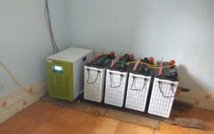 Statcon Inverter Used For Electrification Of Schools In Korapur Odisha 300x189