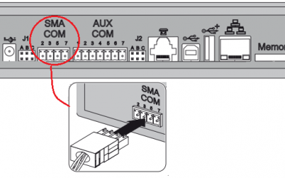 How to connect TrackSo with SMA Inverter (via Sunny Webbox) ?